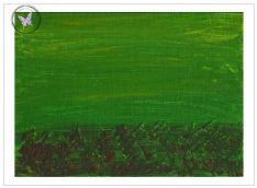 Art Greeting Card - Heart of Gaia